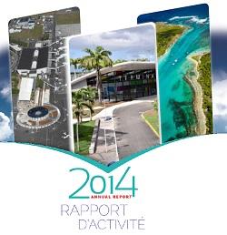 le rapport d'activit�s 2014 - CCI Guadeloupe