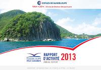 le rapport d'activit�s 2013 - CCI Guadeloupe